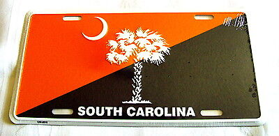 South Carolina- Embossed Metal License Plate/tag / Sign - New