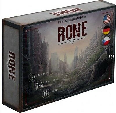 RONE Races of New Era German version Kickstarter