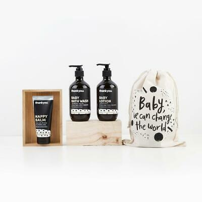 Thankyou Essential Baby Bundle: Must-Have Baby Care