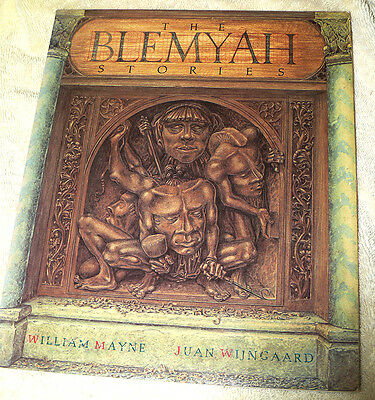 The Blemyah Stories by William Mayne 1st Edition PB