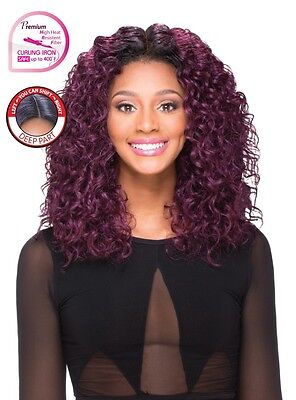 Long Beach Curl Wig Deep Wave Part Wigs Sensual Collection