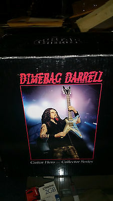 Dimebag Darrell KNUCKLEBONZ Very RARE FIGURE Guitar Hero Limited Sold Out