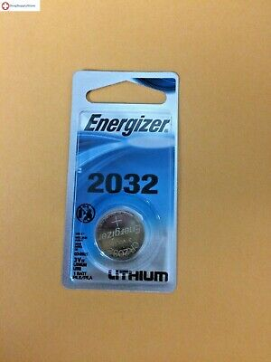 Energizer 3 Volt Watch & Calculator Lithium Battery ECR2032BP