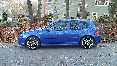 2004 Volkswagen R32  4motion all-wheel drive coupled with 240hp!