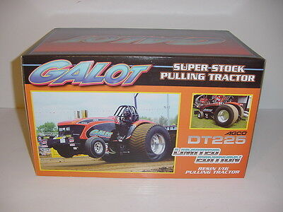 New 1/16 AGCO DT225 GALOT Pulling Tractor by SpecCast NIB!