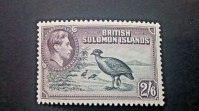 Solomon Islands 1939 SC #77 Gorgeous Mint Never Hinged single