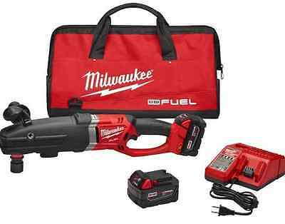 Milwaukee 2711-22 M18 Super HAWG Right Angle Drill Kit Brand New