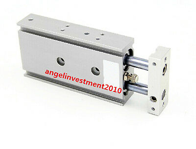 NEW Pneumatic CXSM25-30 Dual Rod Cylinder Double Acting SMC Type