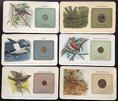 Council For Preservation Of Birds - Mint Coin Issues