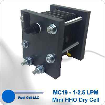 Hho Dry Cell 316L 19 Plates - Hydrogen Generator