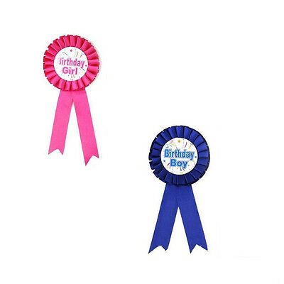 Great Birthday Award Ribbon Badge Baby Shower Favors Baby Party Decoration