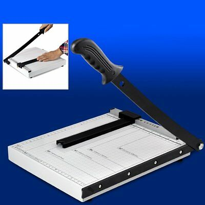 A4 Paper Cutter Guilotine Trimmer Photo Card Cutting Tool Machine Home Office