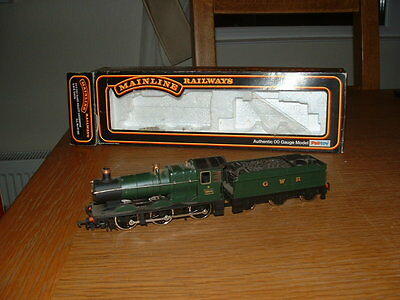 MAINLINE GWR 2251 COLLETT GOODS CLASS 0-6-0 LOCO No 3205  in GWR Green Livery