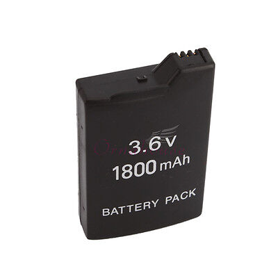 3.6V 1800mah Rechargeable Replace Batterie for Sony PSP-110 PSP-1001 PSP 1000