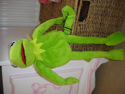 *NEW* Kermit the frog Muppets backpack