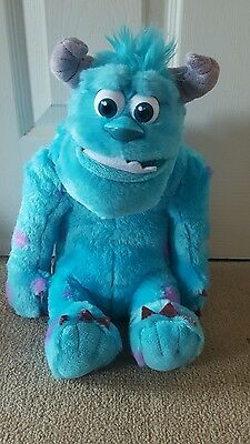 monsters university talking Sulley