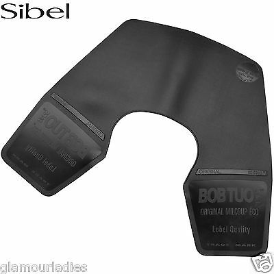 Sibel Professional Black Bob Tuo Barbering Hairdressers Hair Cutting Collar