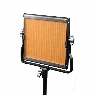 Selens Portable Slim GE-500 Dimmable Daylight LED Video Continuous Lamp Panel