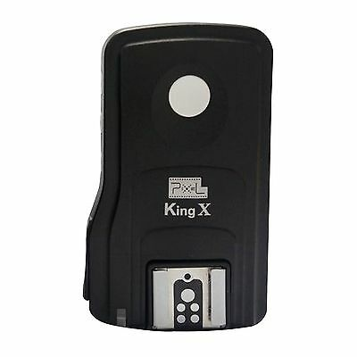 Pixel King Pro E-TTL Wireless Flash Receiver for Canon Cameras 5D Mark II 7D 60D