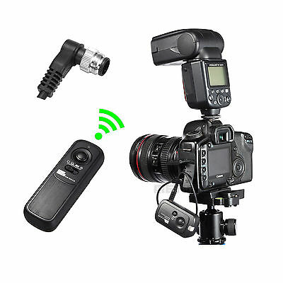 Pixel RW-221/DC0 Wireless Remote Control for Nikon D700/D300s/D300/D200/D1/D2/D3