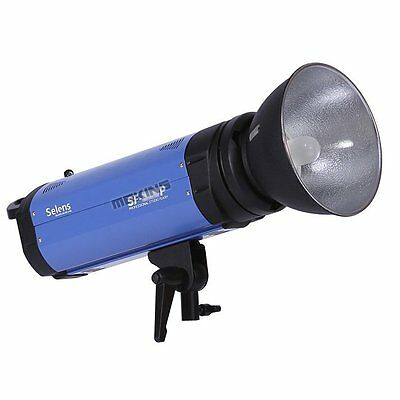 Selens SF-1000W 110v Professional Photography Studio Strobe Flash Lighting Lamp