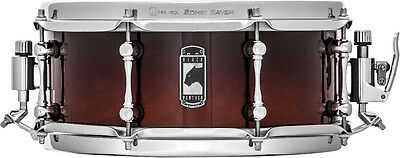 """Mapex Black Panther The Panther Snare Drum 12""""x5.5"""" Birch Walnut with Remo Head"""