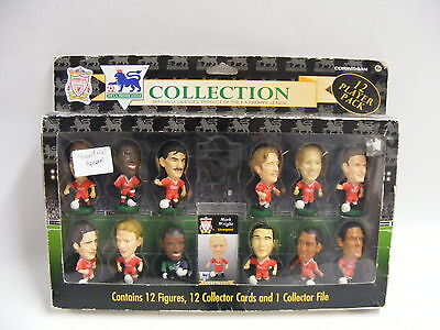 CORINTHIAN LIVERPOOL 12 PLAYER COLLECTION Saint Francis Hospice (HHG)