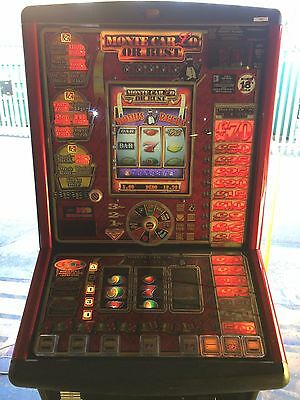 Fruit Machine Monte Carlo or Bust £70 Jackpot Delivery Possible