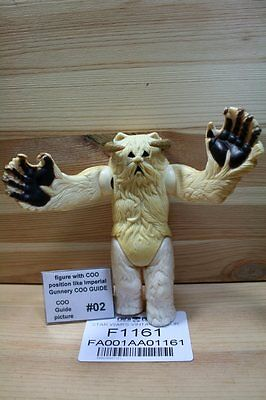 #f1161   Hoth Wampa   Star Wars Vintage Figur Coo Guide #02