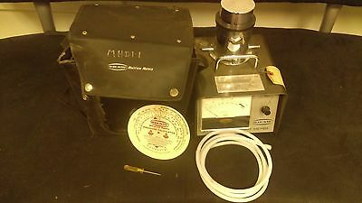 Shaw Automatic Dewpoint Meter Hygrometer