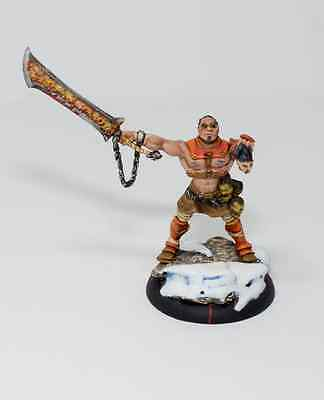 Painted Miniature Warmachine: Doom Reaver Khador
