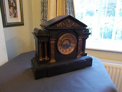Mantle clock - victorian