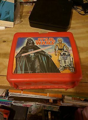 vintage lunch box star wars
