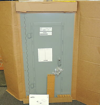 Schneider Electric NC38SHR Square D Panel board Front Cover, Trim & Keys NEW