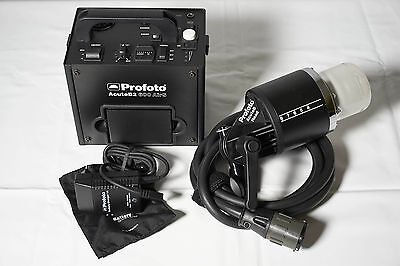 Profoto Acute B2 600 AirS, Life battery, AcuteB Head, Battery charger