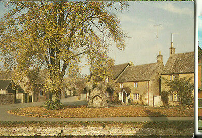 POSTCARD of  LOWER SLAUGHTER Glos.