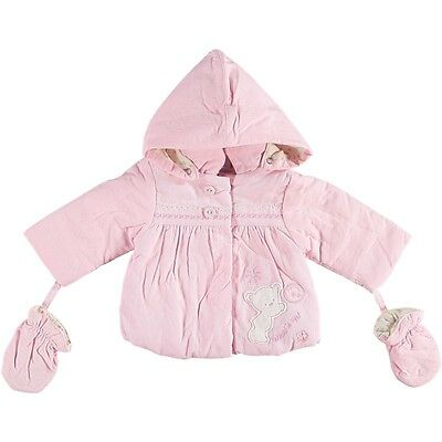 Whats up Baby Jacke Mädchen Rosa