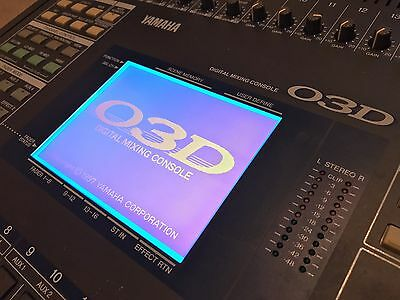 Yamaha O3D Digital Mixer (immaculate condition)