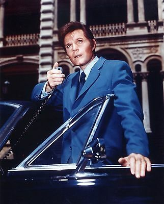 """Hawaii Five-O"" Jack Lord "" Lot of 2 "" 4x6 Photos FREE US SHIPPING"