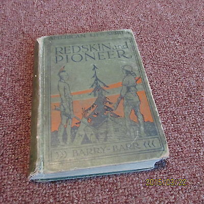 1932  REDSKIN and PIONEER - Brave Tales - Indians Northwest - Attack on Seattle