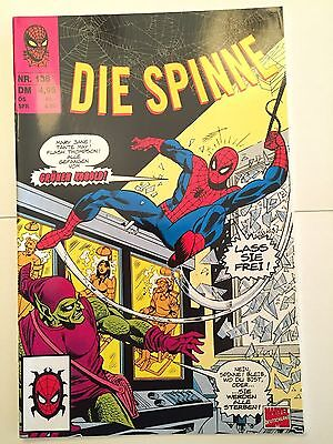 Die Spinne Nr.138 Williams / Marvel - TOP Z 1