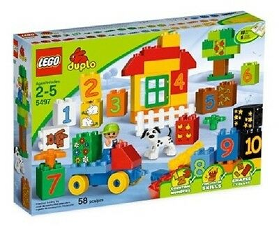 Duplo 5497 Play With Numbers  Brand New Free Postage