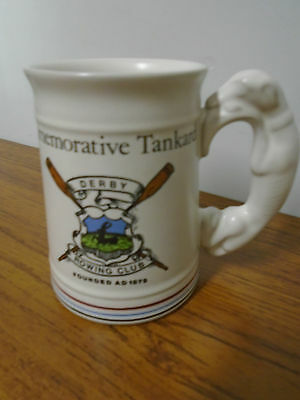 Derby Rowing Club Centenary Commemorative Tankard