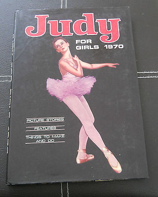 Judy for Girls 1970 (Annual)
