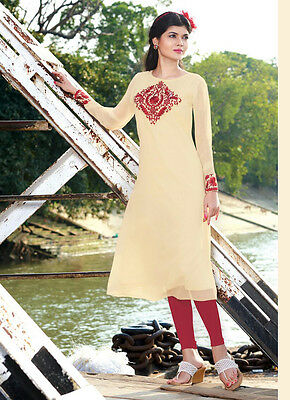 Kurti Indian Pakistani Designer Asian clothing Salwar Kameez suit