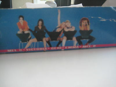Spice Girls 25 Sealed  Packs Of Photos Or Postcards With 6 Cards Per Pack