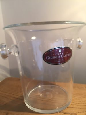 Vintage French Georges Cartier Champagne Bucket.