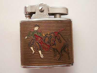 Ronson Omega Vintage Lighter - Spanish Theme