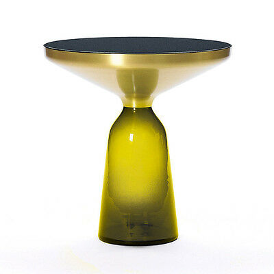 ClassiCon Bell Side Table, Sebastian Herkner Yellow, Gelb, Giallo