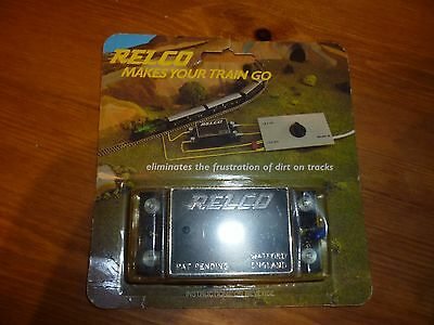 relco track cleaner / hornby /backhann compatible